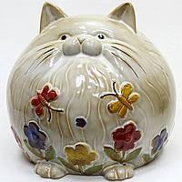 Копилка керамическая Кот
