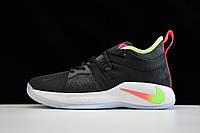 """Кроссовки Nike PG 2 """"Hot Punch"""" найк мужские женские реплика, фото 1"""