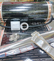 Пленочный теплый пол SH Korea 4x0.5m с терморегулятором
