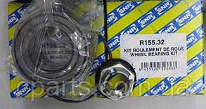 Подшипник передней ступицы Dacia Solenza (SNR R155.32)(высокое качество)