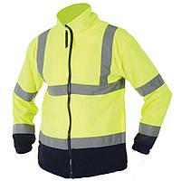 Куртка флисовая с светоотражающей лентой F301