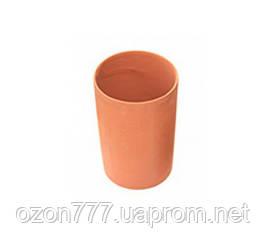 Стакан керамический КРУГЛЫЙ (Россия)