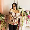 """Вишиванка женская с орнаментом """"Традиции"""" , фото 2"""
