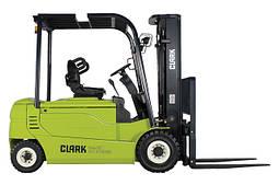 Електричні навантажувачі CLARK