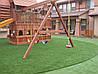 Искусственная трава Paradise Verde для ландшафтного дизайна и декора, фото 3