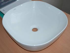 Умивальник накладний Volle чаша на стільницю 13-01-030, фото 2