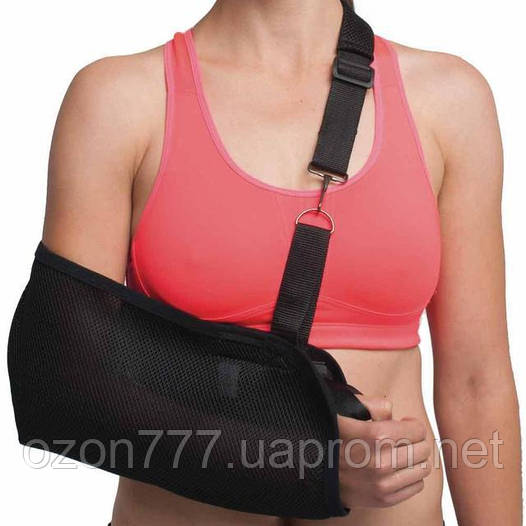 Бандаж косыночный для фиксации плечевого пояса и руки Алком 3004