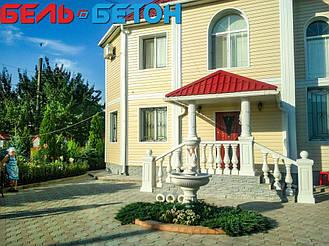 Балюстрада белая в Котовка | Балясины бетонные в Одесской области 8