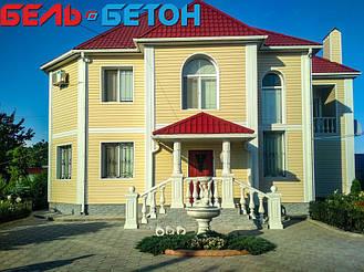 Балюстрада белая в Котовка | Балясины бетонные в Одесской области 14