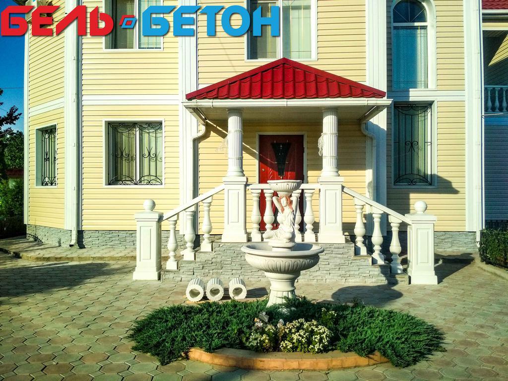 Балюстрада белая в Котовка | Балясины бетонные в Одесской области