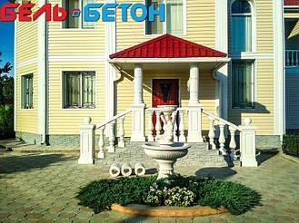 Балюстрада белая в Котовка | Балясины бетонные в Одесской области 10