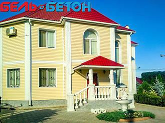 Балюстрада белая в Котовка | Балясины бетонные в Одесской области 9