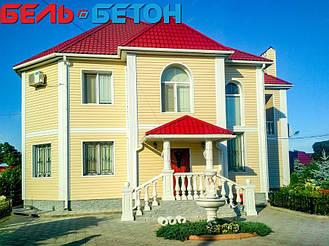 Балюстрада белая в Котовка | Балясины бетонные в Одесской области 6