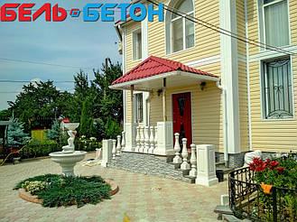 Балюстрада белая в Котовка | Балясины бетонные в Одесской области 2