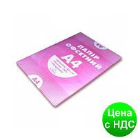 Бумага А4, 60г/м2, 100 листов, офсетная A4.60.100