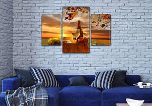 Картины для кухни купить, на Холсте син., 45х70 см, (30x20-2/45x25), фото 3