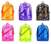 Силиконовый рюкзак - 6 цветов