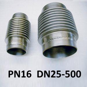Компенсатор осевой PN16 под приварку