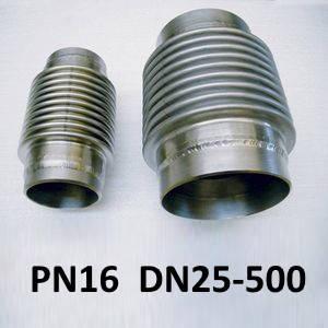 Компенсатор осевой PN16 под приварку, фото 2