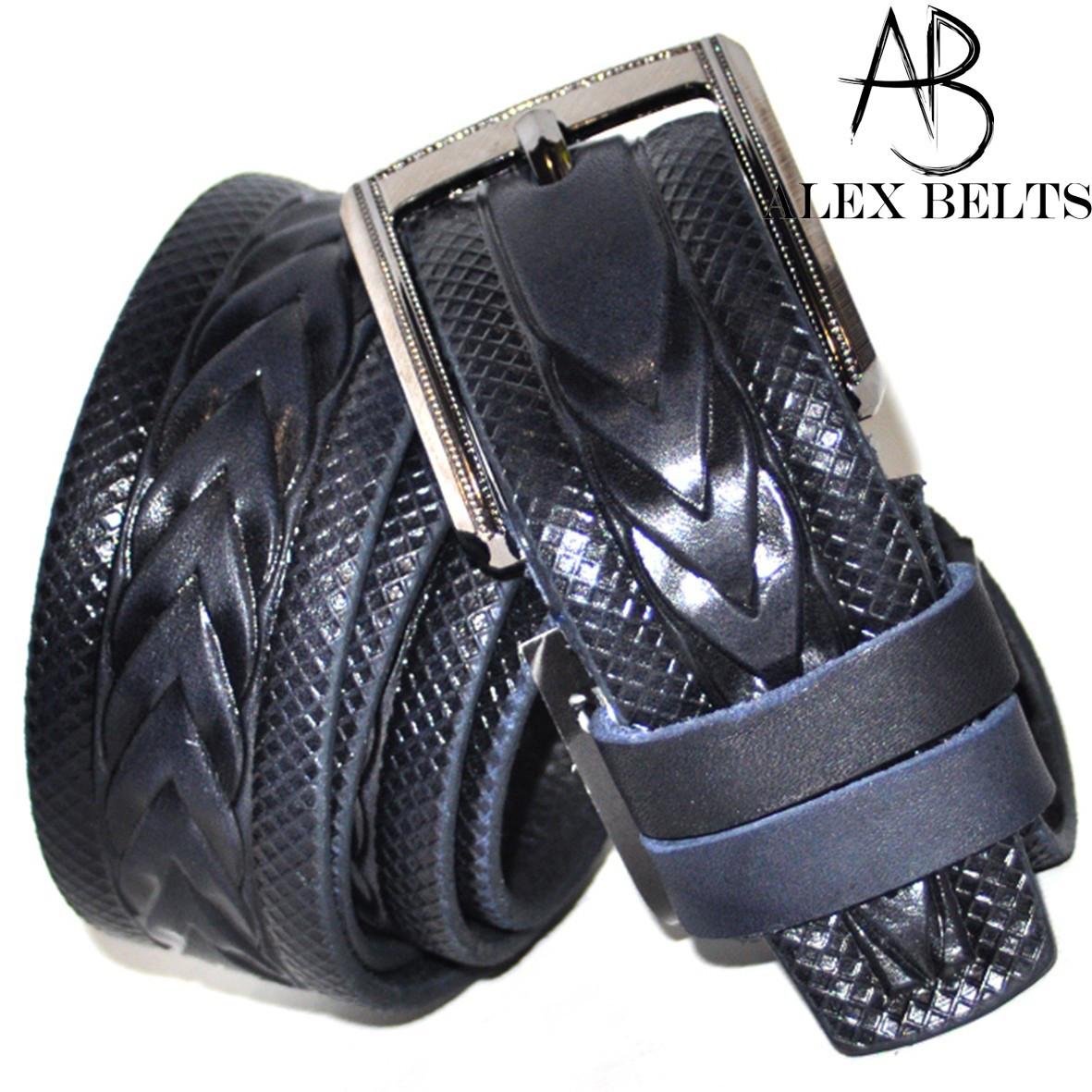 7cd473cee212 Ремень мужской брючный кожаный линейка 35 мм - купить оптом в Одессе -  ALEXBELTS.COM