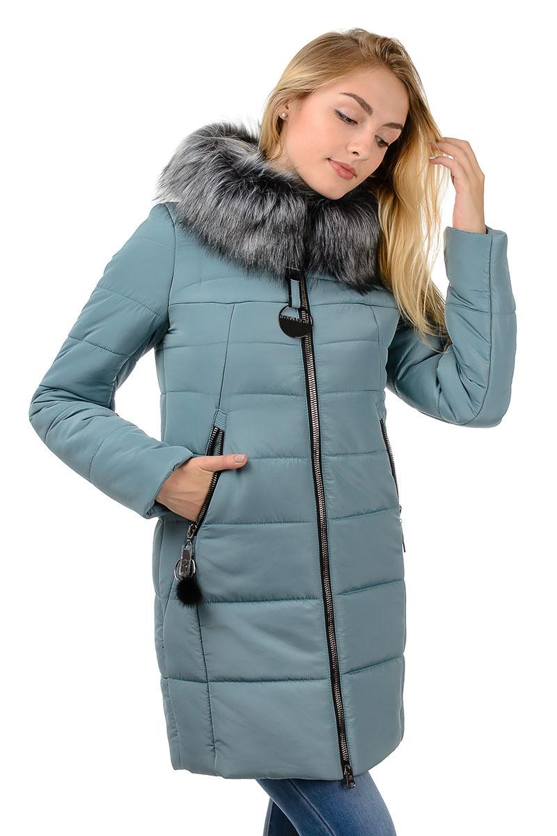 """Зимняя куртка """"Мери"""" брокард"""