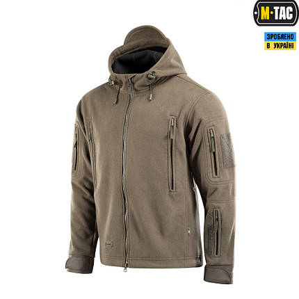 M-Tac куртка флисовая Windblock Division Gen.2 Dark Olive, фото 2