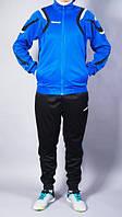 Костюм тренировочный Europaw SEL (сине-черный)