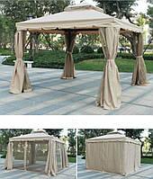 Шатер-павильон для сада (3х3м) , садовая беседка
