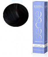 Полуперманентная крем-краска Estel Professional Sense De Luxe, 60 ml 3/0 Темный шатен
