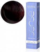 Полуперманентная крем-краска Estel Professional Sense De Luxe, 60 ml 4/65 Шатен фиолетово-красный