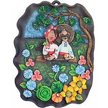 Панно из керамики Украина