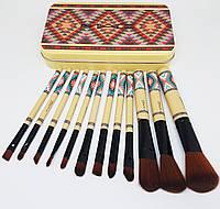 Набор кистей для макияжа MAC Ethno, фото 1