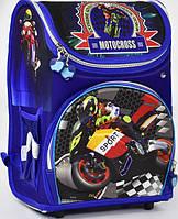 Школьный ортопедический рюкзак Motokross