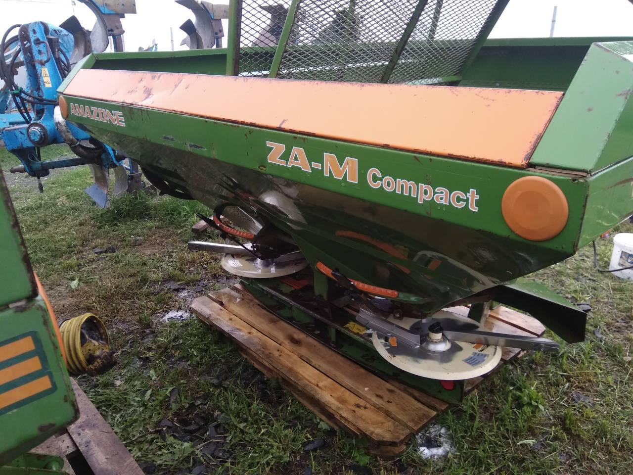 Розкидач миндобрыв AMAZONE ZA-M-COMPACT 1000-1500 кг.