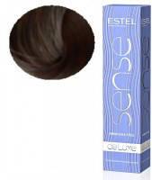 Полуперманентная крем-краска Estel Professional Sense De Luxe, 60 ml 6/0 Темно-русый