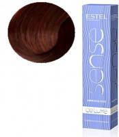 Полуперманентная крем-краска Estel Professional Sense De Luxe, 60 ml 6/43 Темно-русый медно=золотистый
