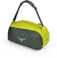 Сумка Osprey Ultralight Stuff Duffel, зеленый