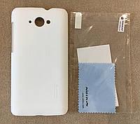 Чехол-накладка Nillkin для Lenovo S930 (Белый)