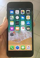 IPhone 7 256 Gb Jet Black Оригинальная коробка, блок, кабель, фото 1