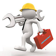Гарантийный, послегарантийный и капитальный ремонт  манипуляторов