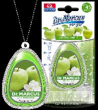 Ароматизатор  зеленое яблоко  Dr Marcus Car Gel Green Apple