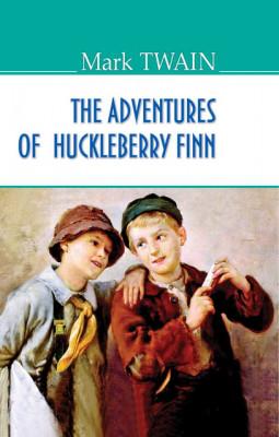 The Adventures of Huckleberry Finn .  Mark Twain.