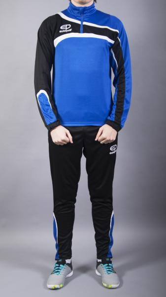 Костюм тренировочный Europaw TeamLine (сине-черный)