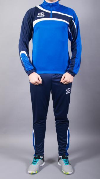 Костюм тренировочный Europaw TeamLine (синий-темно синий)