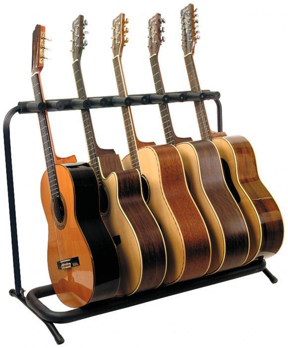 Cтенд для 5-ти акустичних гітар ROCKSTAND RS20871