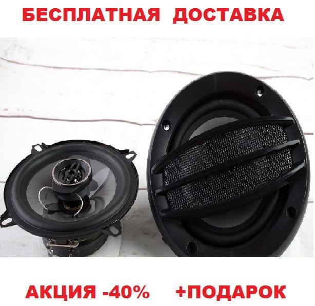 Автоакустика колонки динамики для автомобиля d 13 см круглые PASSIVE Авто акустика Original size