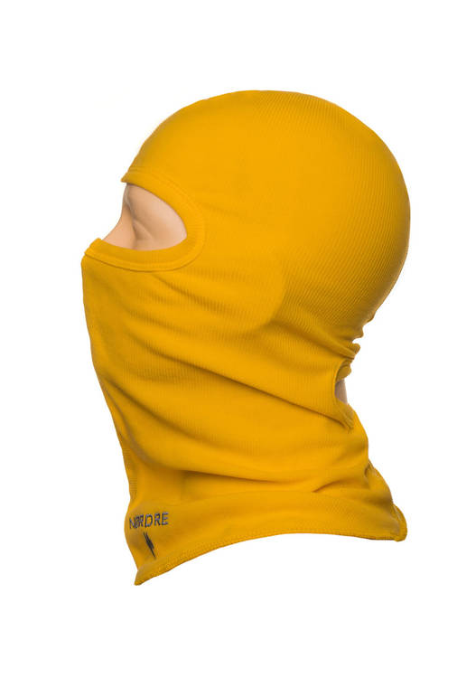 Балаклава Nordre women PS-550 yellow, фото 2