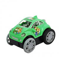 Детская игрушечная машинка на батарейках Polli