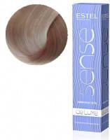 Полуперманентная крем-краска Estel Professional Sense De Luxe, 60 ml 9/1 Блондин пепельный