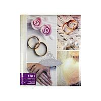 Фотоальбом с магнитными листами Wedding emotions-1 20 листов 22x32 см